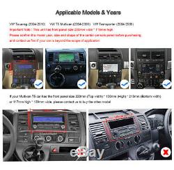 VW Touareg T5 Transporter Multivan 2004-2011 Car DVD 2DIN Radio BT Stereo system