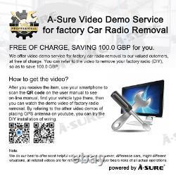 VW Touareg T5 Transporter Multivan HD Car DVD Player Stereo Radio GPS Navigation