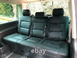 VW caravelle SE TDI 130 2.5 litre black