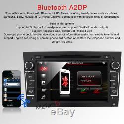 Vauxhall Opel Vivaro/Astra H/Corsa Car Stereo DVD Player GPS Sat Nav Radio Black