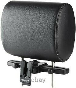 Voyager In Car DVD Twin Headrest 9 Inch Screen Portable Player