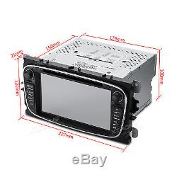 XTRONS 7 Touch Screen Car DVD Player Stereo Radio GPS Ford Focus Galaxy Mondeo