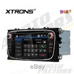 XTRONS Car DVD Player Stereo GPS DAB+ Radio Ford Mondeo Focus Galaxy S-Max C-Max