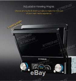 XTRONS D729G Single One DIN 7 Car DVD Player Bluetooth Stereo DAB+ GPS Sat Nav