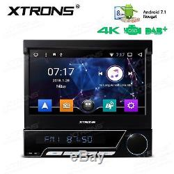 XTRONS D771A Single DIN 7 Android 7.1 Car DVD Player Stereo GPS DAB+ 32GB ROM