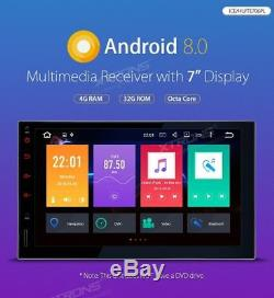 Xtrons Te706pl Android 8 8core Autoradio Car Navi Gps X 2din Universal